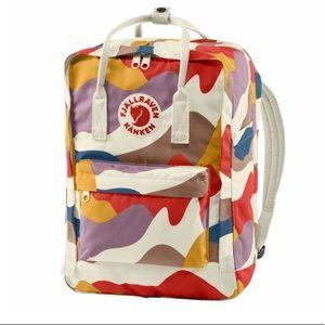 """Fjallraven kanken art 15"""" laptop backpack"""